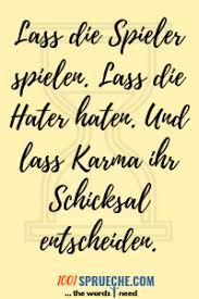 Karma Sprüche 60 Schön Auf Englisch Lustig Zitate