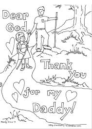 coloring printable fathers day coloring pages father a for free