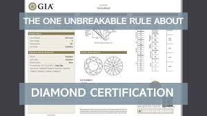 Gsi Diamond Grading Chart Diamond Certification A Complete Guide