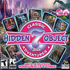 Play the best free hidden object games online with hidden clue games, hidden number games, hidden alphabet games and difference games. Hidden Object Classic Adventures Iv 7 Great Games 5 Collectors Editions Included Amazon Co Uk Pc Video Games