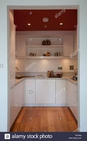 Petite Cuisine équipée Dans Des Appartements Modernes Hampton Wick
