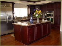 Cherry Wood Kitchen Cabinets Natural Cherry Wood Kitchen Cabinets Home Design Ideas