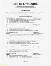 Resume Cover Letter Template Word Valid Simple Cover Letter Template