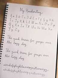 The 25+ best Handwriting styles ideas on Pinterest | Writing ...