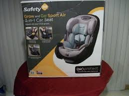 safety first air protect car seat grow go sport 3 in 1 convertible 1st complete 65