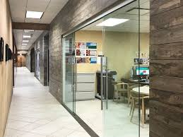 commercial and architectural interior glass