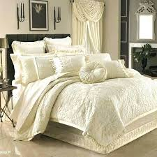 luxury bedroom with cream color bedding decor cozy pertaining to colored comforter set decorations twin xl