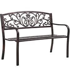 garden bench for patio outdoor