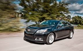 2013 Chevrolet Malibu Eco Drive – Review – Car and Driver