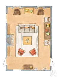 How to Arrange Living Room Furniture Better Homes Gardens