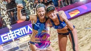 Laura passed away from her battle with cancer peacefully with her family by her side on june 4, 2016. Beachvolleyball Laura Ludwig Und Margareta Kozuch Siegen Bei Welttour Finale In Rom Sportbuzzer De