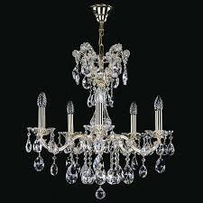 elite lighting fixtures. crystal chandelier maria terezia 34 elite lighting fixtures