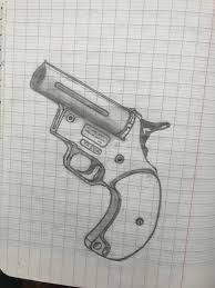 The goal here is to basically beta test the flare gun as normal pubg loot with the intention to add it as a rare drop to normal games once the test concludes. The Teacher Was Boring So I Drew A Flare Gun Pubgmobile
