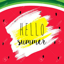banner design template summer banner template design hello summer inscription royalty