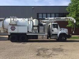 Hydro Excavator Truck 2010 Vac Con Hydro Excavator