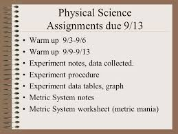 worksheet  Conversion Worksheet  Grass Fedjp Worksheet Study Site likewise Measurement Mania  12  Metric System   Worksheet   Education furthermore Science Conversion Worksheet Worksheets for all   Download and Share together with  also Metric System and Dimensional Analysis Practice Problem Worksheet further Physical Science Worksheet Answers Worksheets for all   Download and additionally metric system charts printables   Metric Mania   Metric Conversions likewise  additionally Warm up 1 23 13 Warm up NO Warm ups this week  Classroom activities in addition worksheet  Si Unit Conversion Worksheet  Grass Fedjp Worksheet Study together with Unit 1  Matter and Energy. on physical science worksheet metric system