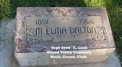 Mary Elma Newell Dalton (1891-1968) - Find A Grave Memorial