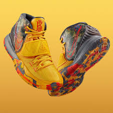 Kyrie Irving's Nike Kyrie 6 Pre-Warmth Pack Consists of 11  Metropolis-Unique Releases - Foot & Boot | Kyrie irving shoes, Nike kyrie,  Nike basketball shoes