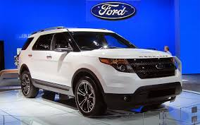 ford new car release2015 Ford Explorer Sport Release Date  Future Cars Models