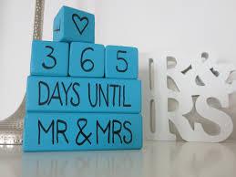 Verlobungsgeschenk Selbst Machen Hochzeitscountdown W Rfel Rund