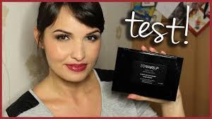 test na Żywo makeup revolution nowości sleek essence