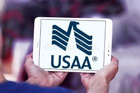 united services automobile association usaa company logo editorial photography image of commercial 100985017