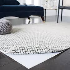 safavieh carpet to carpet area rug pad 9 x 12