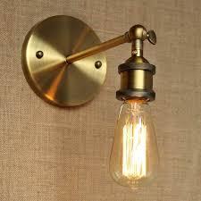 industrial style bathroom lighting. vanities industrial style antique gold metal wall lamp for workroom bathroom vanity lights corridorchina lighting e
