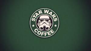 starbucks logo wallpaper. Plain Wallpaper Star Wars Stormtroopers Coffee Starbucks 1920x1080 Wallpaper And Starbucks Logo Wallpaper G