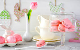 cute pastry wallpaper. Beautiful Pastry Cute Cake Pink Macaron Wallpaper Laptop In Pastry E