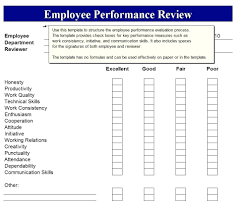 Staff Review Form Template | Resume Free Printable Employee ...
