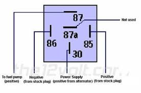 5 pin relay wiring diagram wiring diagram floraoflangkawi org 5 Blade Relay Wiring Diagram at Wiring Diagram For 5 Pin Relay
