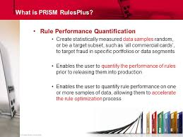 What Is Prism Prism Intelligent Fraud Monitoring Ppt Video Online Download