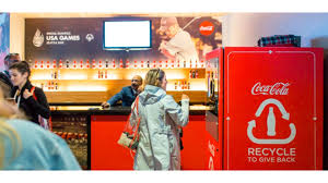Reverse Vending Machines Amazing CocaCola Pilots Reverse Vending Machines VendingMarketWatch