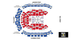 Nxt Seating Chart