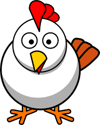 chicken clipart.  Chicken Cartoon Chicken Clipart 1 With H