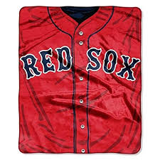 Red Sox Throw Blanket