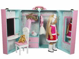 The Queen s Treasures Doll Clothes Storage Trunk for 18