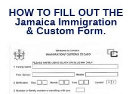 jamaican immigration form airlines companies in jamaica