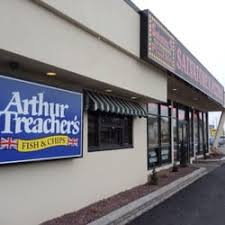 Arthur Treachers Fish And Chips Fish Chips 2055 E Ridge Rd