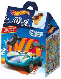 <b>Печенье</b> Конфитрейд <b>Hot</b> Wheels Грибочк... — купить по ...