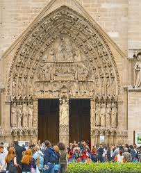la sorbonne faaade catac nord de la. Notre Dame Portal Of The Virgin La Sorbonne Faaade Catac Nord De
