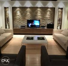 tv wall design and construction services