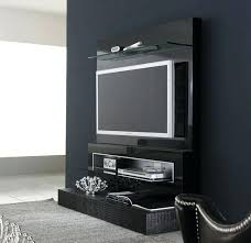 wall mounted tv stand ideas nice modern narrow console best modern stands ideas on wall stand