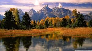 autumn mountains backgrounds. Brilliant Autumn Beautiful Fall Scenery HD Desktop Wallpaper  Widescreen High  On Autumn Mountains Backgrounds