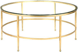 small gold side table gold side table coffee and marble white top round small gold glass