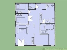 Small Picture How to Draw Blueprints for a House 8 Steps with Pictures