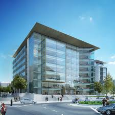 dublin office space. The Eight-storey Block H Provides 15,200m2 Of Office Space Including A Triple Basement With 300 Car Parking Spaces. It Is Part Existing Commercial Dublin