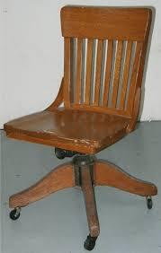 antique oak swivel desk chair antique furniture oak desk chair