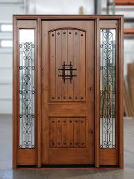 sw83 door with sw53 sidelights victorian wrought iron clear glass